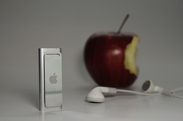Apple, Ipod, Shuffle 4G, ble