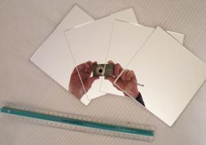 silvan spejl Silvan spejl – Cykelhjelm med led lys silvan spejl
