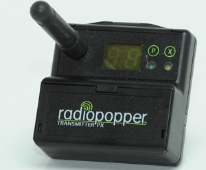 Radiopopper PX Transmitter EU version